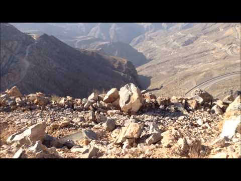 Mountains of Ras Al Khaimah UAE