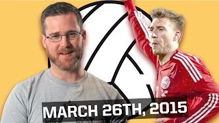 USMNT Fall To Denmark & MLS Announces Minnesota United (Soccer Morning)