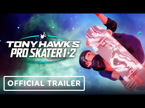 Tony Hawk's Pro Skater 1+2 - Official PS5, Xbox Series X|S, & Nintendo Switch Trailer