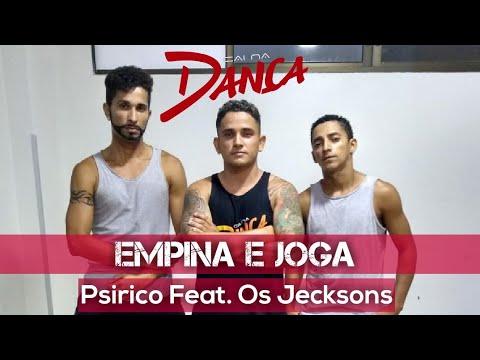 Empina e Joga - Psirico Feat Os Jecksons- Coreografia Cai na Dança  CND