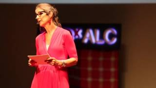 Relocation-the woes, the grows and glows | Lisl Foss | TEDxALC