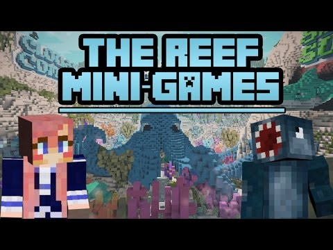 Slippery Survival and Cloudy Combat | The Reef Minecraft Mini-games