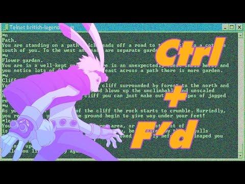 Episode 9: CTRL F'd MUDdy Internet