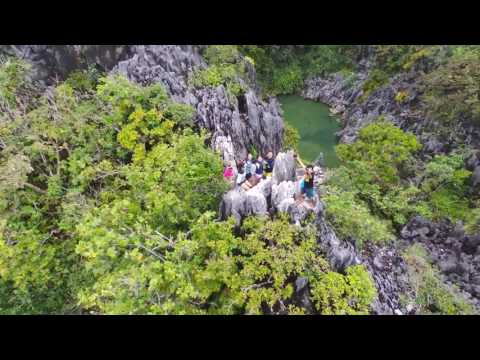 Caramoan 2017 - Team Cath (music by: Manganas Garden - Allow Summer)