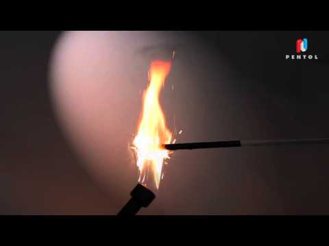 Micro explosions in slow motion: Water in heavy fuel oil PentoMuls