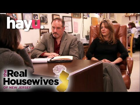 Danielle Hires A Private Investigator | The Real Housewives of New Jersey