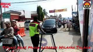 Download Video Pantauan Mudik Lebaran 2019 di Pos Gatur Talaga - Majalengka MP3 3GP MP4