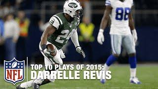 Top 10 Darrelle Revis Highlights of 2015   NFL