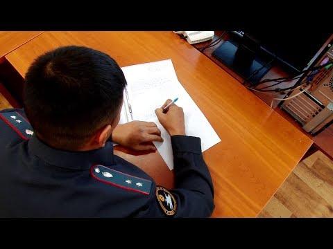 Бишкекте тартип сакчылары 7 миң сом пара менен кармалды / 25.02.20 / НТС