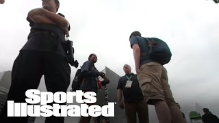 Pin Trading Craze at the 2016 Rio Olympics | 360 Video | Sports Illlustrated