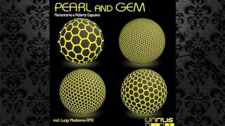 Markantonio & Roberto Capuano - Pearl (Original Mix) [UNRILIS]