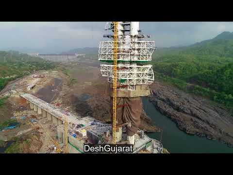 World tallest statue to be inaugurated on 31st October 2018 in Gujarat India
