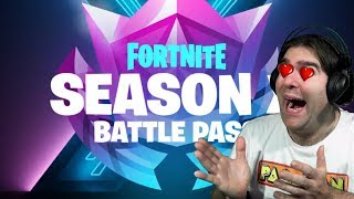 REACTION TO THE NEW TRAILER OF THE PASS BATTLE SEASON 10 FORTNITE!