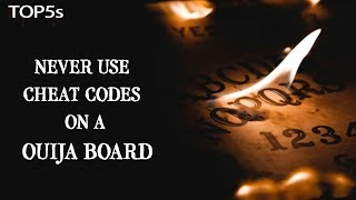 """Never Use Cheat Codes on a Ouija Board"" 