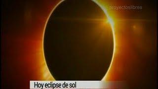 Eclipse Total de Sol en Estados Unidos y México EN VIVO 2017