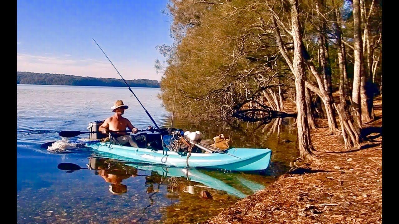 Pack the Yak : Solo Overnight kayak camping Adventure ...