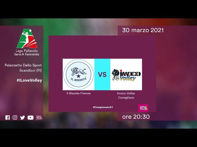 Firenze - Conegliano | Speciale | Gara2 Quarti Finale Playoff | Lega Volley Femminile 2020/21
