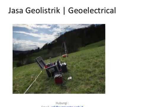 Jasa Geolistrik | Geo Electric Kabupaten Luwu Utara-Masamba Sulawesi Selatan