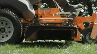 Discover the Husqvarna PZ Zero Turn mower series