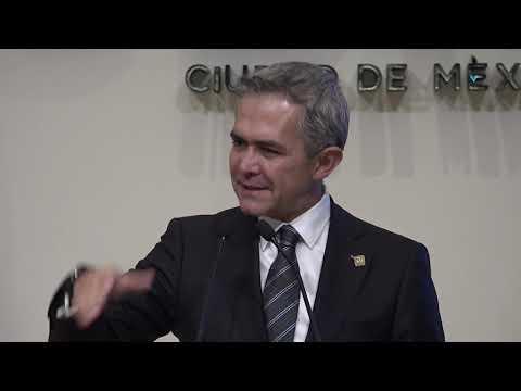 Matrimonios gays son derechos ganados, dice Mancera a Mikel