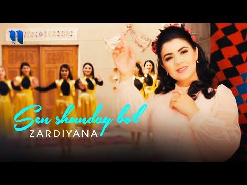 Zardiyana - Sen shunday bo'l