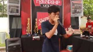 ARI Friendship Moment 2014 Beatbox Battle Chionship Showcase Elimination