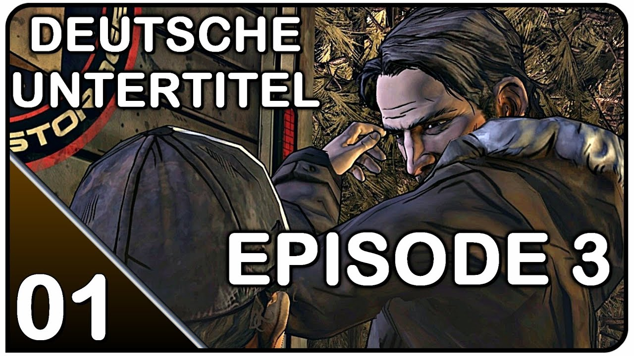 The Walking Dead Season 2 Deutsch