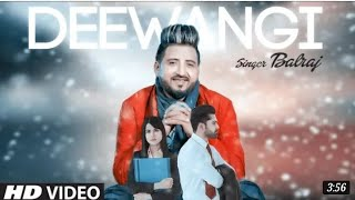 Gambar cover Deewangi Balraj Mp3 Ringtone Download Now