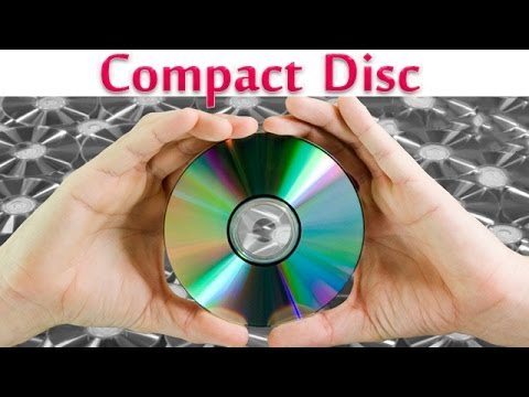 Compact Disc - Documentary About The Invention of Digital Storage Disc