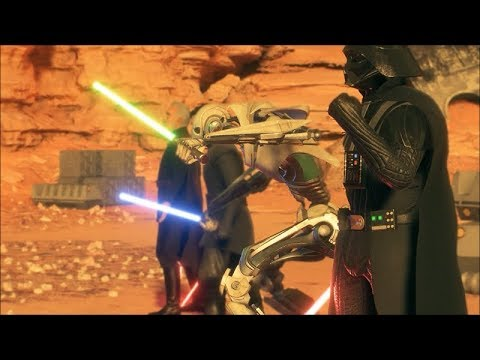 Star Wars Battlefront 2 Heroes Vs Villains 641 thumbnail