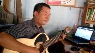 chờ người nơi ấy - guitar solo
