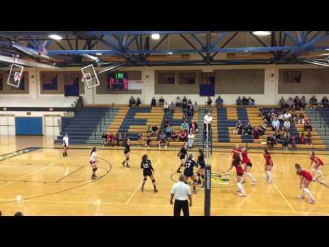 East Haven High School vs Branford High School Volleyball Game