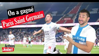 On a Gagné Paris Saint Germain (parodie Anthony Joubert)