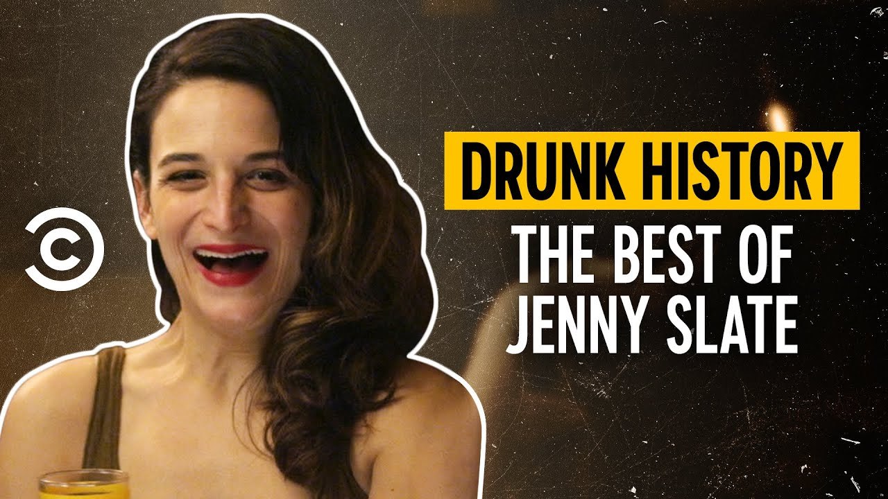 The Best of Jenny Slate -  Drunk History