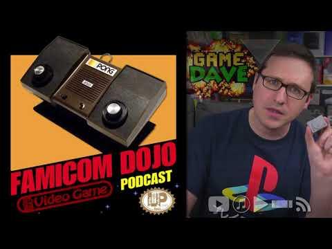 Game Dave's Dirty, Gray PlayStation Mistress // Famicom Dojo Podcast / Episode 127