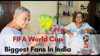 FIFA World Cup 2018 - Biggest Football Fans in India [HD Video]