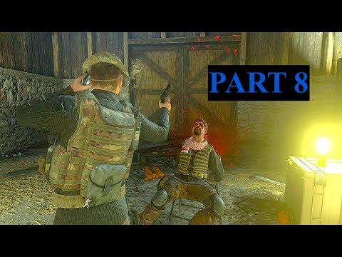 "Call Of Duty 4 Remastered ""Safe House"" Walkthrough Part 8 (Veteran/Commentary)"
