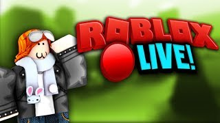 🔥Roblox Live Stream 😎 Playing with fans 😲Posting Stream highlights!? 🔴LIVE STREAM