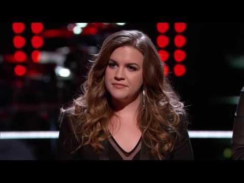 The Voice 2016 Battle   Katie Basden vs  Ryan Quinn   Maybe Im Amazed