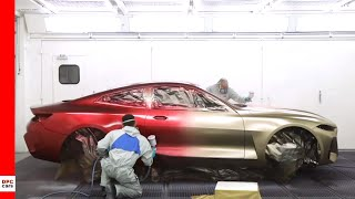 BMW Concept 4 - How It's made 2020 4 Series