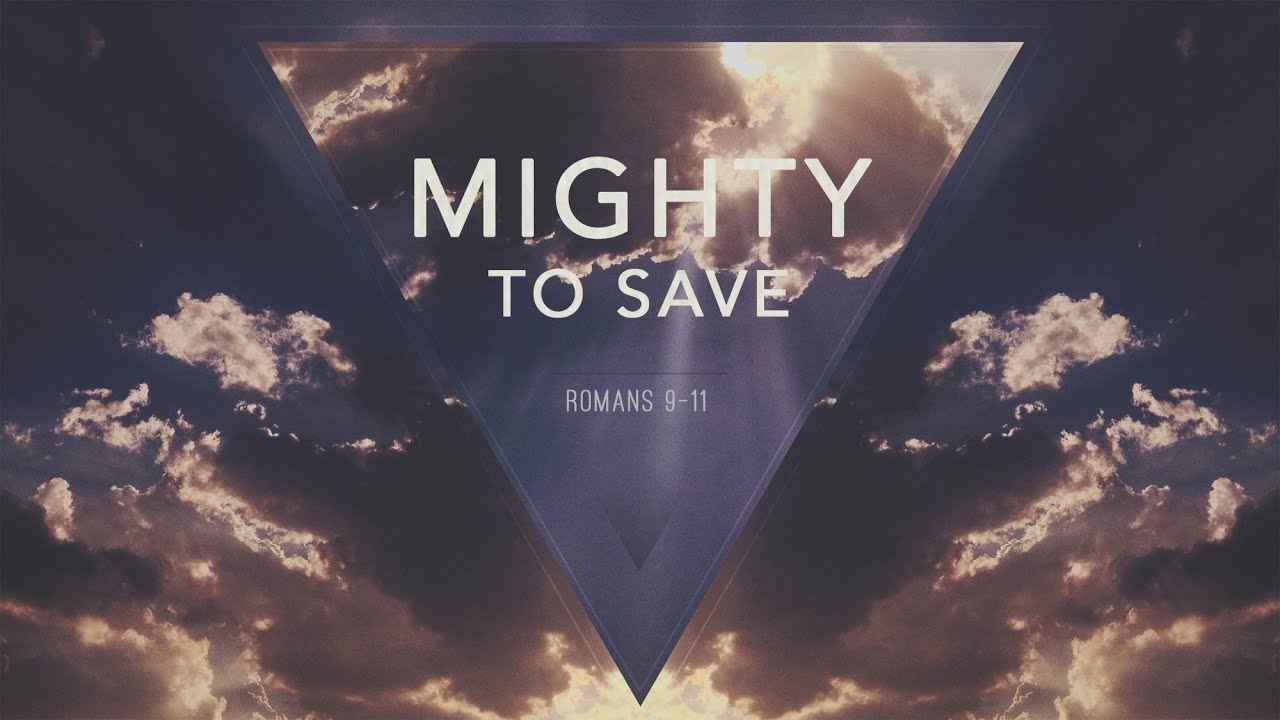 Mighty to Save - Hillsong United - Instrumental (HD)