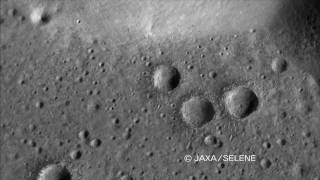 "KAGUYA taking ""Apollo 17 Landing Site"" by Terrain Camera"