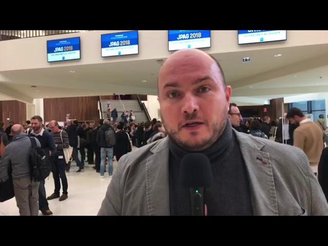 Interview de Yannick Backe, directeur de centre social, JPAG 2018