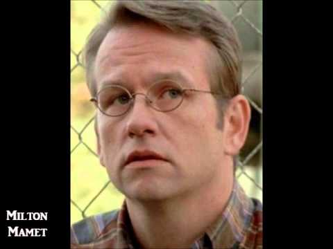 who played milton on the walking dead