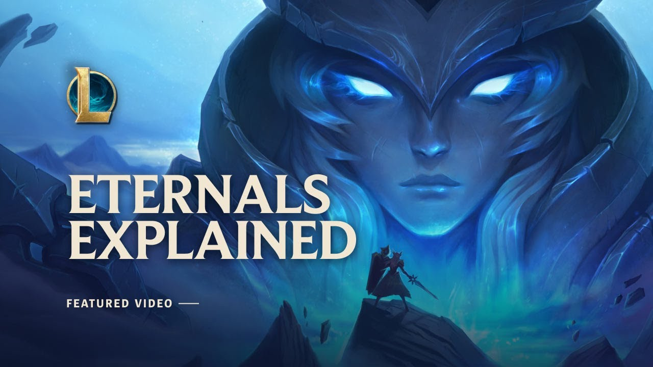 Eternals Explained | Eternals - League of Legends thumbnail