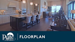 New Home Designs | Ranch Home | Clubview | Home Builder | Pulte Homes