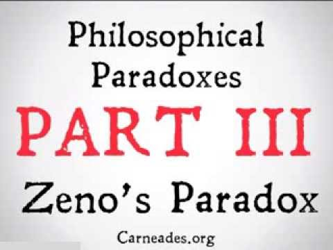 Zeno's Paradox: Achilles and the Tortoise (90 Second Philosophy)