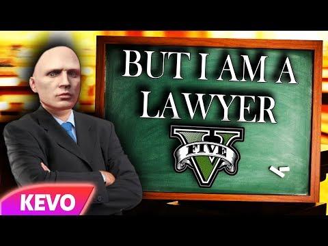 GTA V RP but I am a lawyer