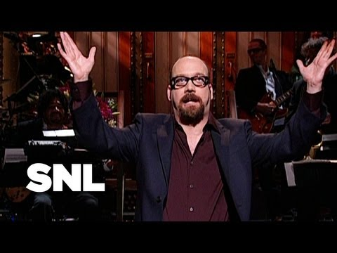 Paul Giamatti Monologue - Saturday Night Live