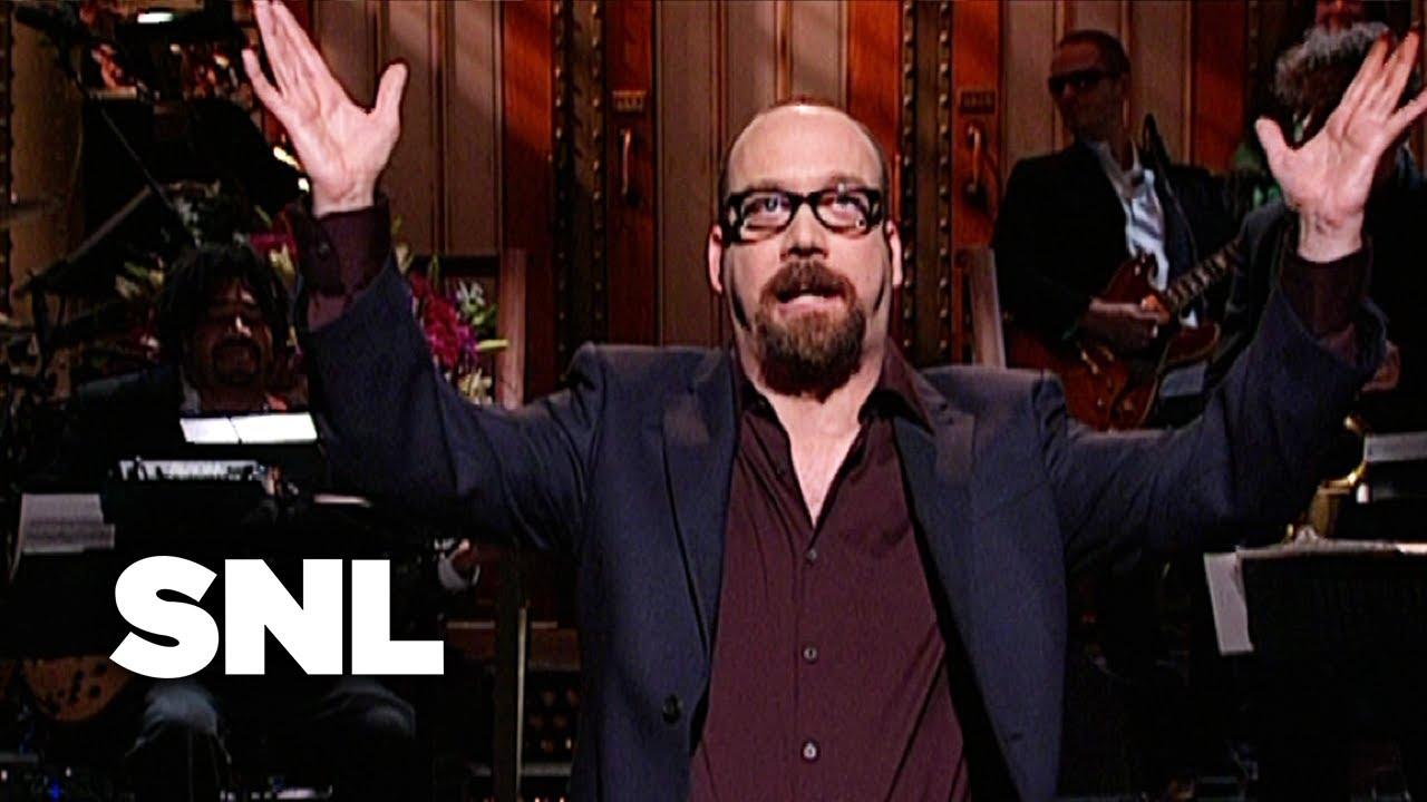 Download Paul Giamatti Monologue - Saturday Night Live
